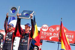 Ralli galibi Thierry Neuville, Nicolas Gilsoul, Hyundai i20 Coupe WRC, Hyundai Motorsport