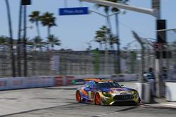 #75 SunEnergy1 Racing, Mercedes AMG GT3: Boris Said, Tristan Vautier