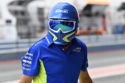 Teammitglied: Team Suzuki MotoGP