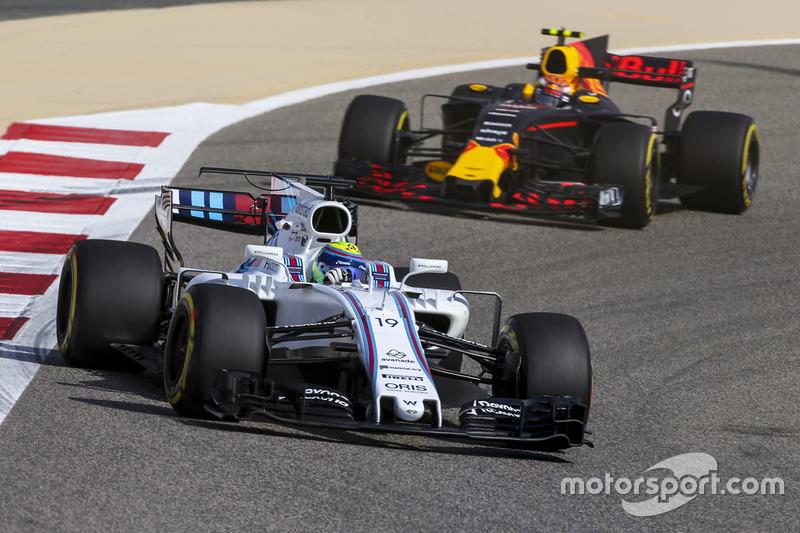 A brincadeira infeliz no GP do Bahrein