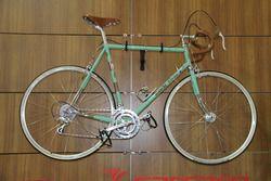 Klasik Bianchi bisikleti