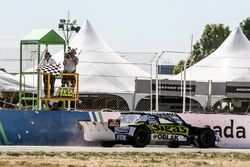 Julian Santero, Coiro Dole Racing Torino takes the win