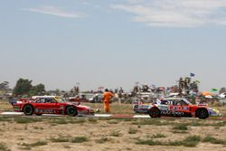 Jonatan Castellano, Castellano Power Team Dodge, Juan Manuel Silva, Catalan Magni Motorsport Ford