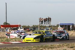 Mauricio Lambiris, Martinez Competicion Ford, Christian Ledesma, Las Toscas Racing Chevrolet, Gabrie