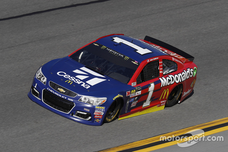 #1: Jamie McMurray, Chip Ganassi Racing, Chevrolet