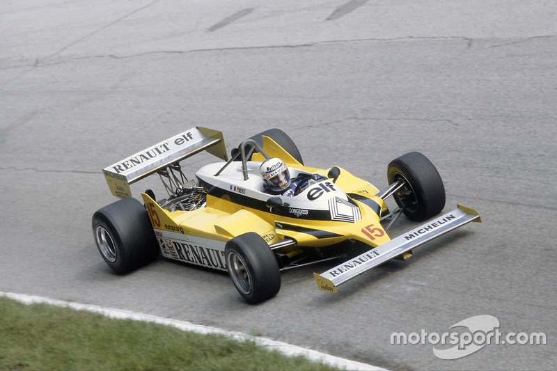 1981 - Renault RE30