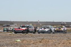 Matias Rossi, Nova Racing Ford, Santiango Mangoni, Dose Competicion Chevrolet, Martin Serrano, Coiro Dole Racing Chevrolet
