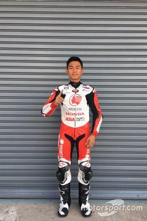 Lucky Hendriansya, Astra Honda Racing Team