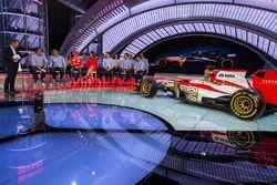 Presentación de Movistar + F1 en la temporada 2017