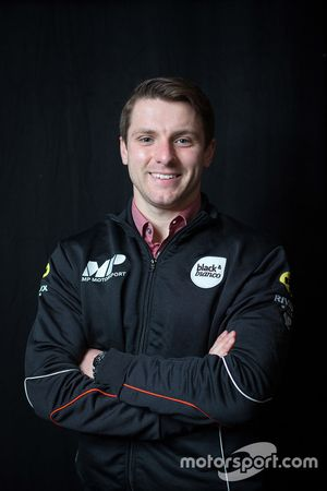 Jordan King, MP Motorsport