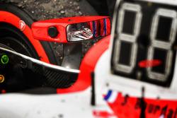 Le vainqueur Sébastien Bourdais, Dale Coyne Racing Honda