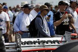 Josef Newgarden, Team Penske Chevrolet car