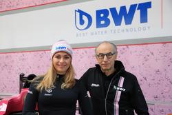 Sophia Flörsch, Mücke Motorsport, mit Peter Mücke