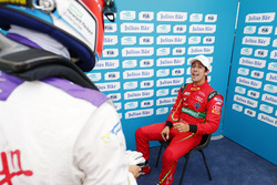 Lucas di Grassi, ABT Schaeffler Audi Sport, e Sam Bird, DS Virgin Racing