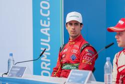Lucas di Grassi, ABT Schaeffler Audi Sport, nella conferenza stampa