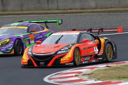#8 ARTA NSX-GT: Tomoki Nojiri, Takashi Kobayashi