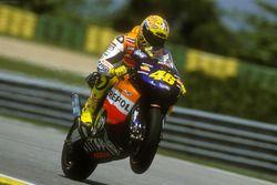 Valentino Rossi, Honda, vainqueur