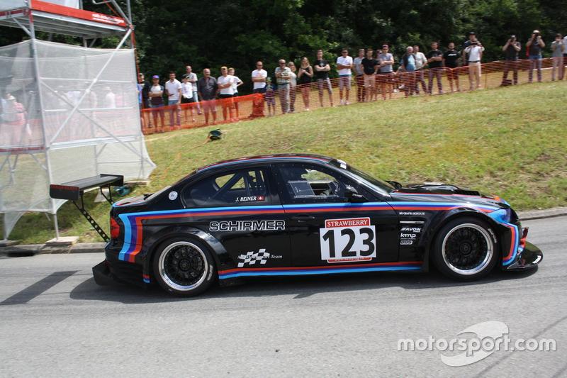 Jürg Beiner, BMW M3, MB Motorsport