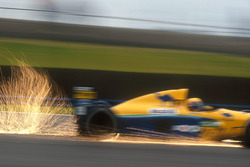 Роберто Морено, Benetton B191 Ford