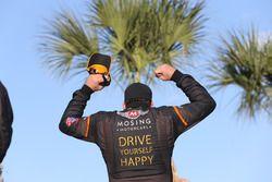 Ganador, #60 KohR Motorsports Ford Mustang: Jade Buford