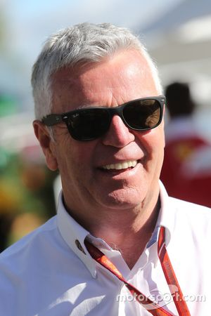 Derek Warwick, commissaire pilote de la FIA