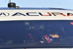 #93 Michael Shank Racing Acura NSX: Katherine Legge