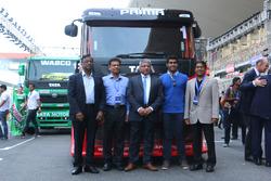 Karun Chandhok, Ramki Ramakrishnan, Tata Motors