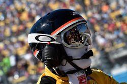 Crew member for the #2 Team Penske Ford