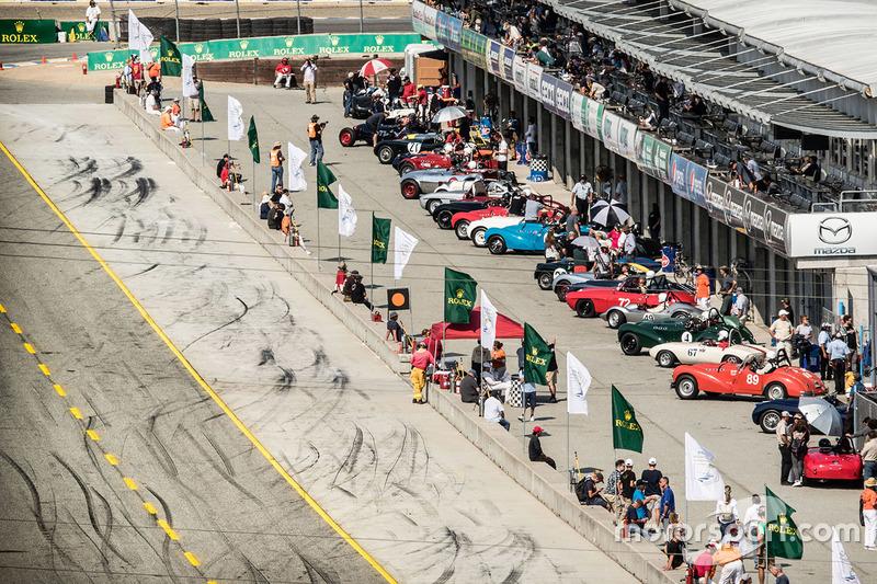 Groep 5A, 1947-1955 Sports Racing en GT wagens