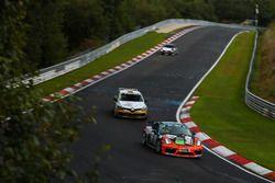 Marcel Hoppe, Thorsten Jung, Dirk Vleugels, Maik Christian Roennefarth, Porsche Cayman GT4 Clubsport