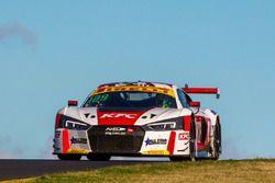 #124 Audi R8 LMS: Dylan O'Keeffe, Daniel Gaunt