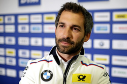 Conférence de presse : Timo Glock, BMW Team RMG, BMW M4 DTM