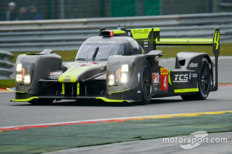 #4 ByKolles Racing CLM P1/01: Oliver Webb, Dominik Kraihamer, James Rossiter