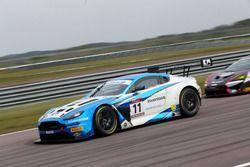 Mark Farmer, Jon Barnes, TF Sport Aston Martin Vantage GT3