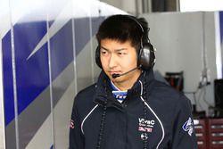 #25 Team Tsuchiya Toyota MC86: Tsubasa Kondo