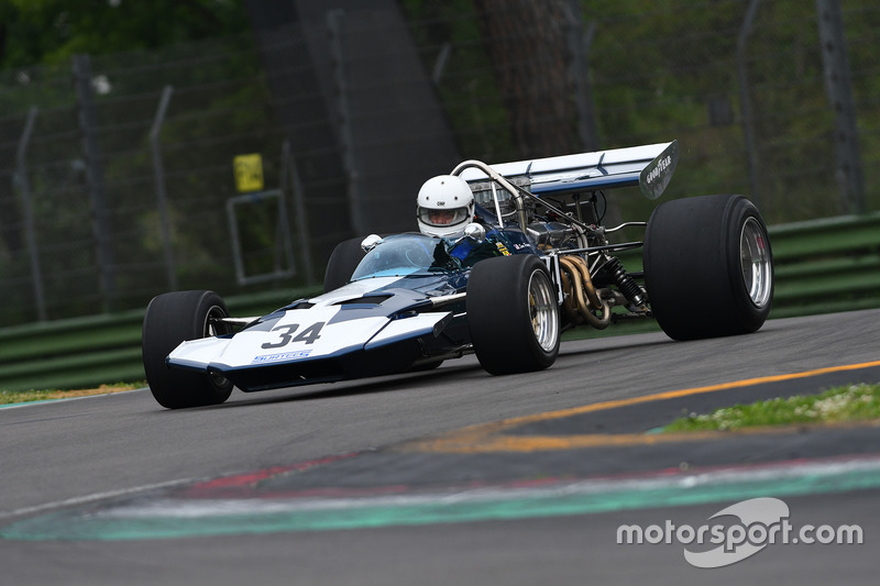 Surtees TS9B Майка Хейлвуда