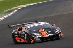 Lamborghini Huracan-S.GTCup #102, Antonelli Motorsport: Kasai - Petrullo