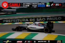Sanal F1 Brezilya GP