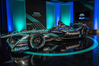 Jaguar Racing livery launch