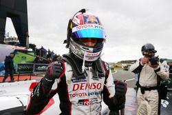 1. Sébastien Buemi, Toyota Gazoo Racing