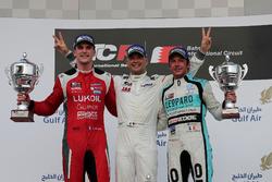 Podium: 1. Roberto Colciago, M1RA, Honda Civic TCR; 2. Hugo Valente, Lukoil Craft-Bamboo Racing, SEA