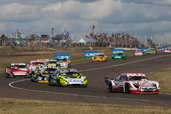 Nicolas Cotignola, Sprint Racing Torino, Martin Ponte, UR Racing Team Dodge, Emanuel Moriatis, Marti