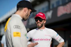 Daniel Abt, Audi Sport ABT Schaeffler, Nick Heifeld, Mahindra Racing