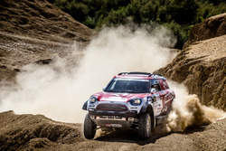 #301 X-Raid Team Mini: Jakub Przygonski, Tom Colsoul