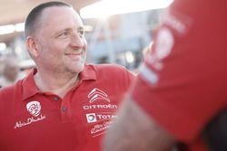 Yves Matton, jefe de Citroën Motorsport