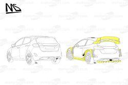 مقارنة سيارة فورد فييستا