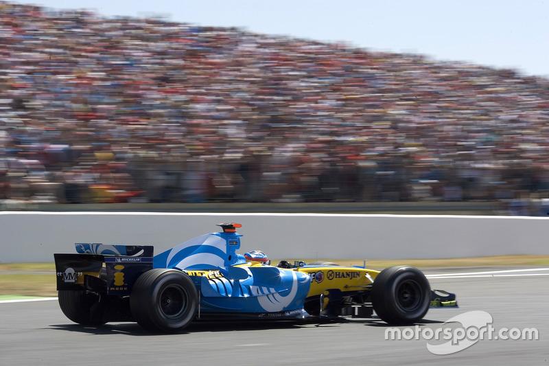 De los actuales pilotos, solo dos han ganado en una ocasión en Francia: Fernando Alonso (2005) y Kimi Raikkonen (2007).