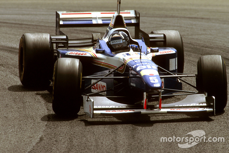 Damon Hill (1 victoria)