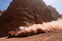 #301 Toyota Gazoo Racing, Toyota: Nasser Al-Attiyah, Matthieu Baumel