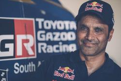 Нассер Аль-Аттия, Toyota Gazoo Racing
